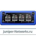 IDP-1GE-4COP-BYP Interface Module Juniper